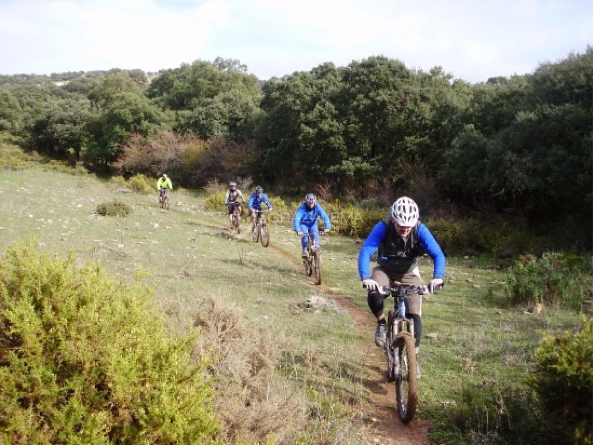 Ruta en bici en Grazalema-Villaluenga Imagen