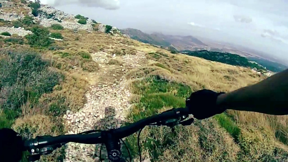 Ruta en bici en la Sierra de Grazalema Imagen