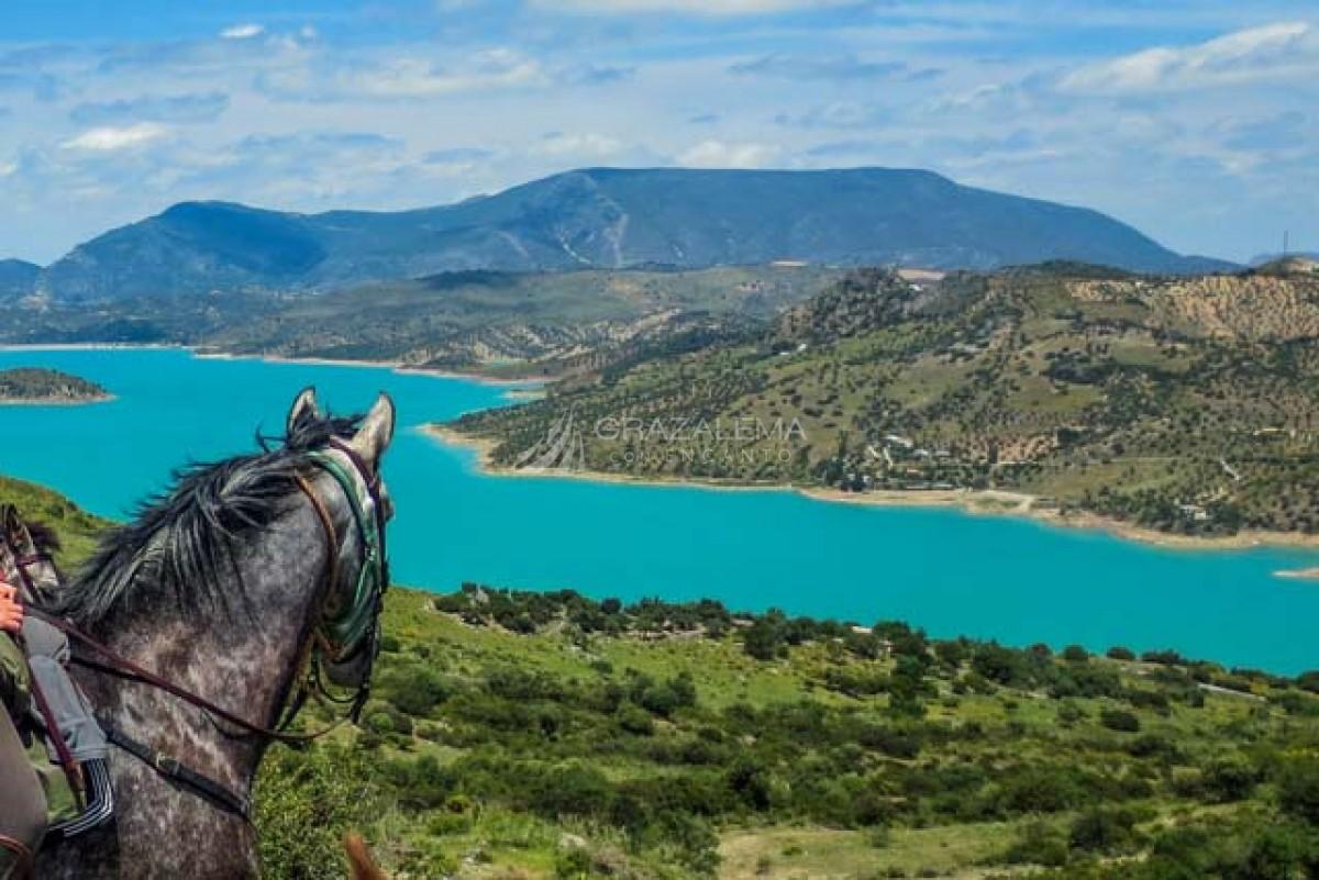 Rutas a caballo en la Sierra de Grazalema Imagen