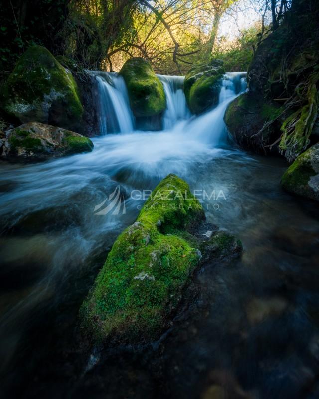 Fluye el agua Imagen