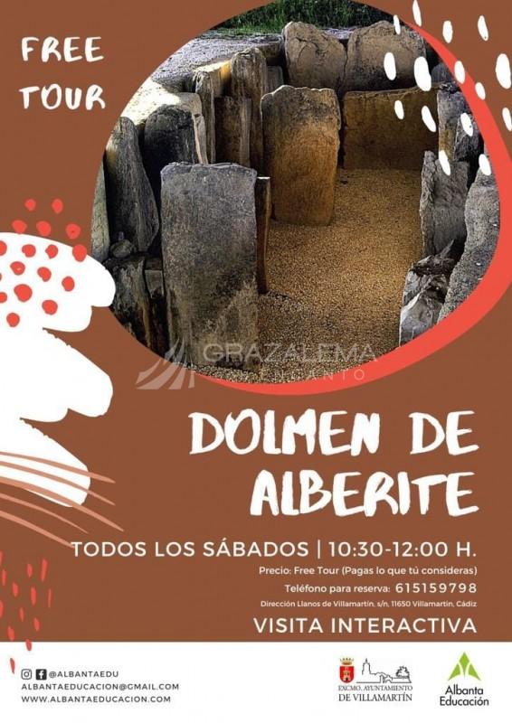 Free Tour Dolmen de Alberite Imagen