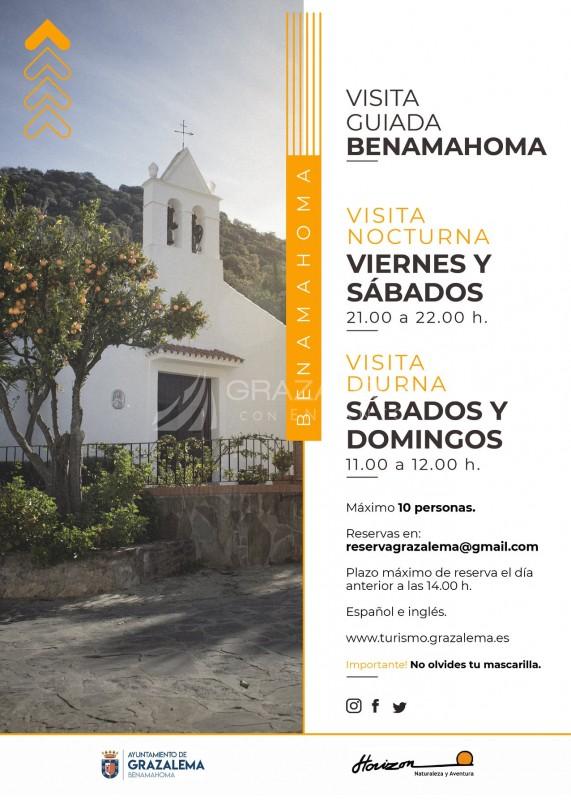Visita Guiada Benamahoma Imagen