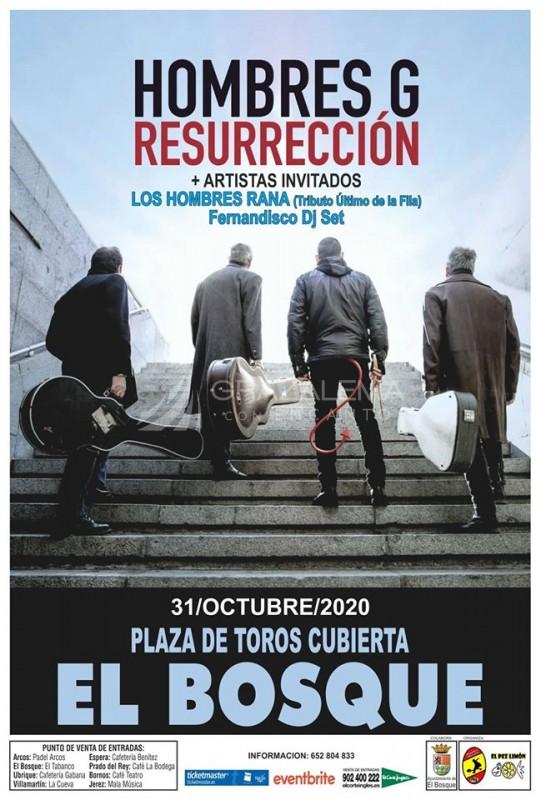 Concierto Hombres G Resurrección Imagen