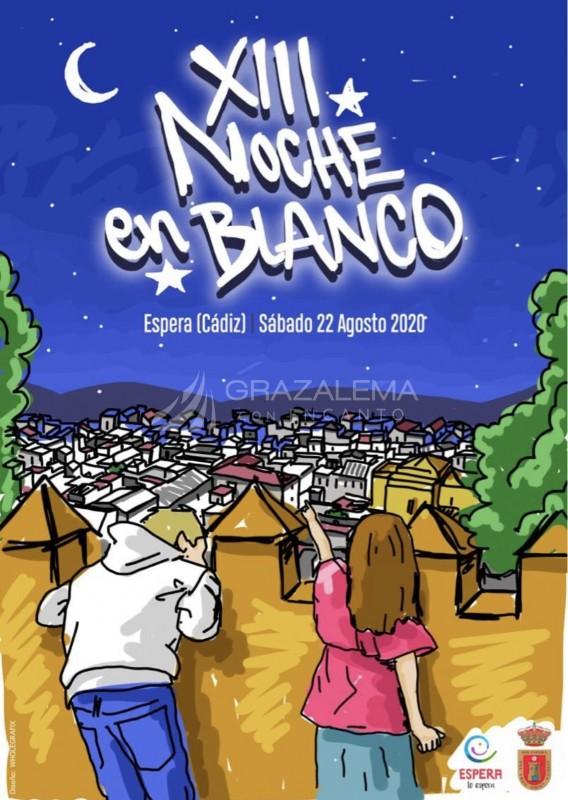 XIII Noche en Blanco Imagen