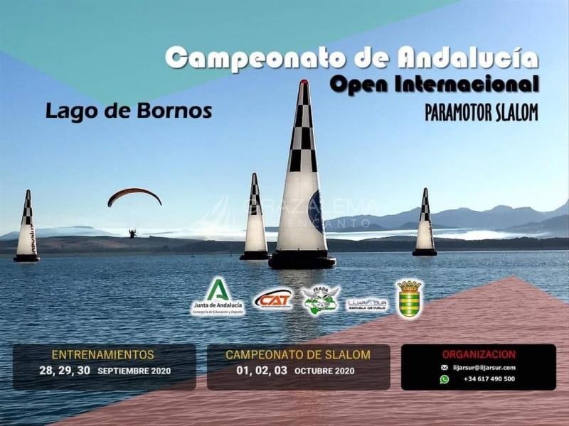 Campeonato de Andalucía Paramotor Imagen