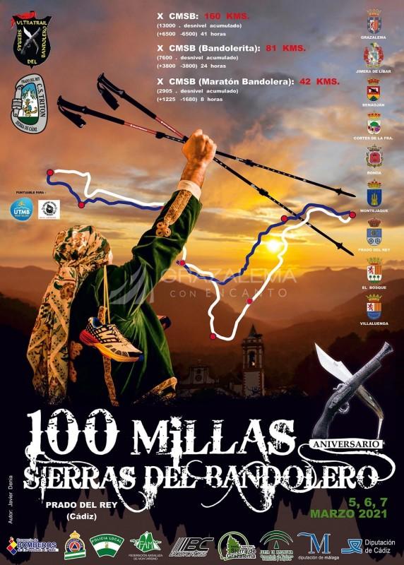100 Millas Sierra del Bandolero Imagen