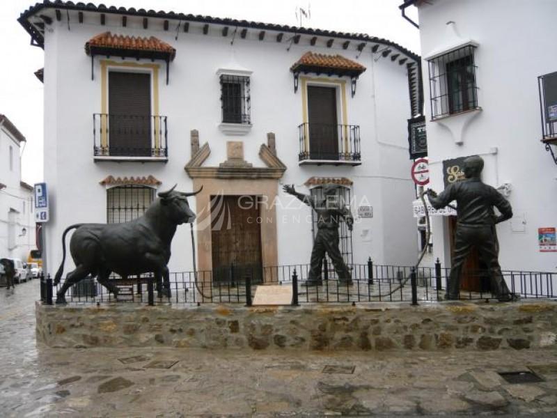 Monumento al Toro de Cuerda Imagen