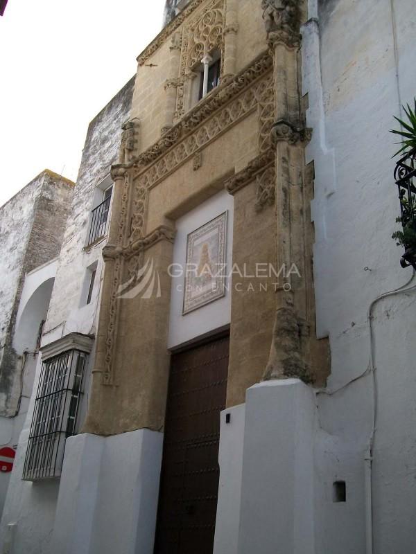Casa Palacio del Conde del Águila Imagen