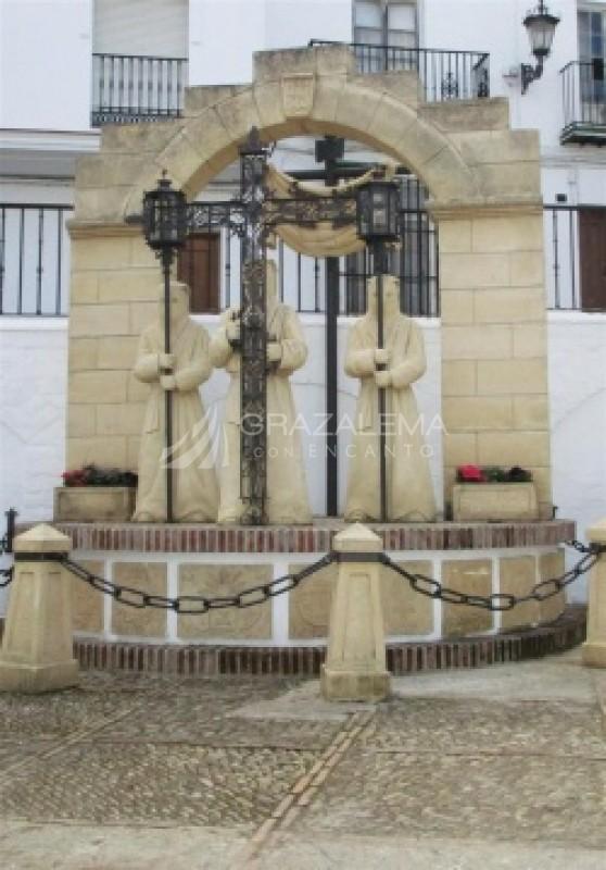 Monumento a la Semana Santa Imagen