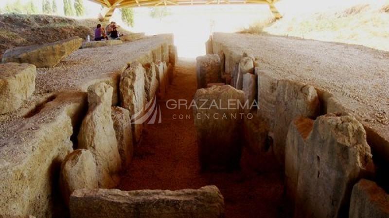 Dolmen de Alberite Imagen