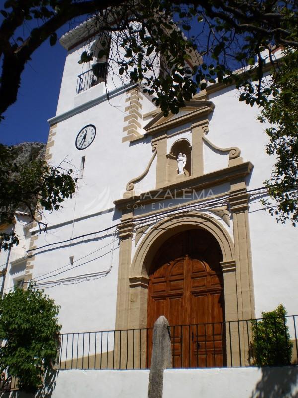Iglesia San Miguel Imagen