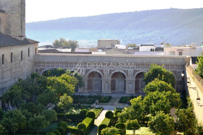 Castillo Palacio de los Ribera Imagen