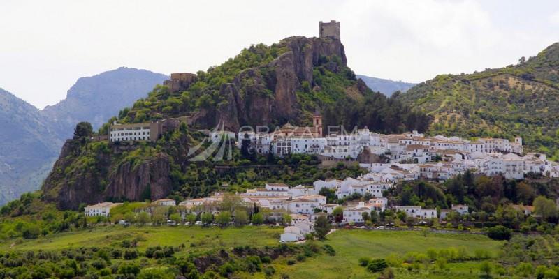 Castillo de Zahara Imagen