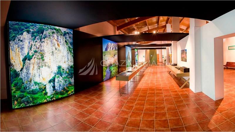 Centro de Interpretación Vía Verde de la Sierra Imagen
