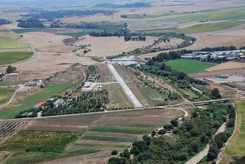 Aeródromo Tomás Fernández Espada Imagen