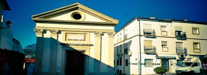 Ermita de San Pedro (Salón de Plenos) Imagen