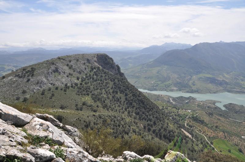 Ascenso al Tajo Lagarín Imagen