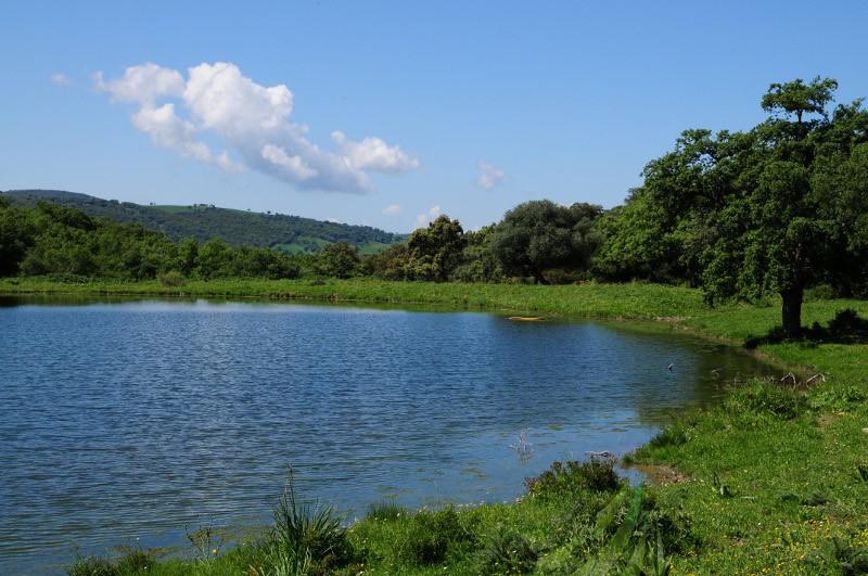 Lagunas de Benajima Imagen
