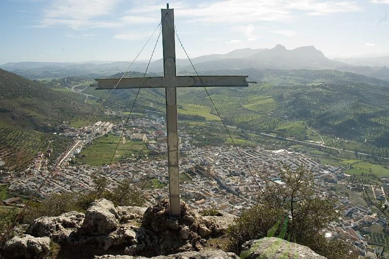 Paseo a la Cruz de la Sierra de Líjar Imagen
