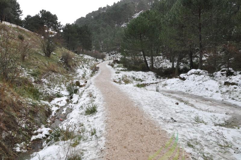 Camino de los Charcones Imagen