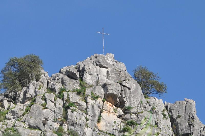 Subida a la Cruz del Tajo de Ubrique Imagen